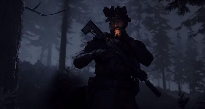 Modern Warfare Game Trailer