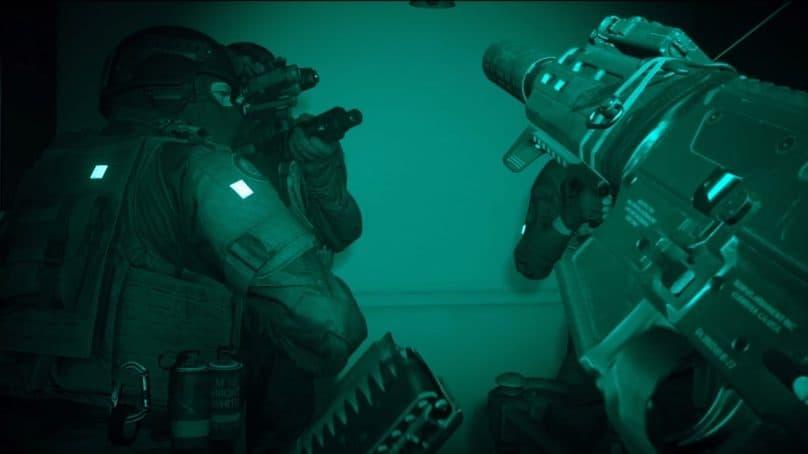 Modern Warfare CAMPAIGN TRAILER