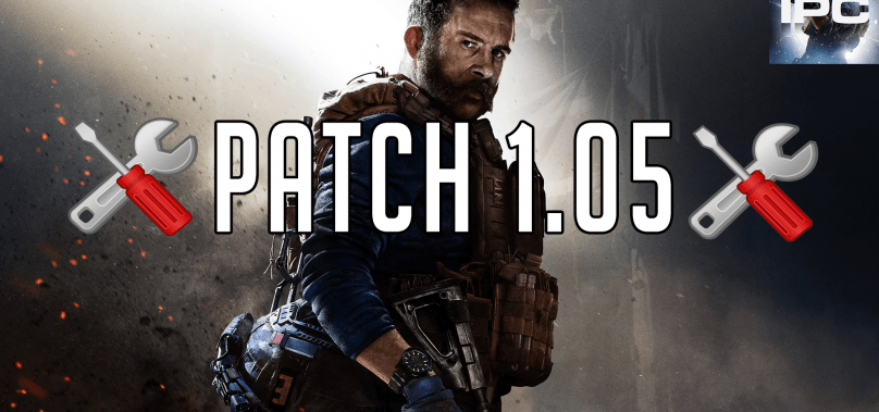 Patch 1.05 Deployed For Modern Warfare