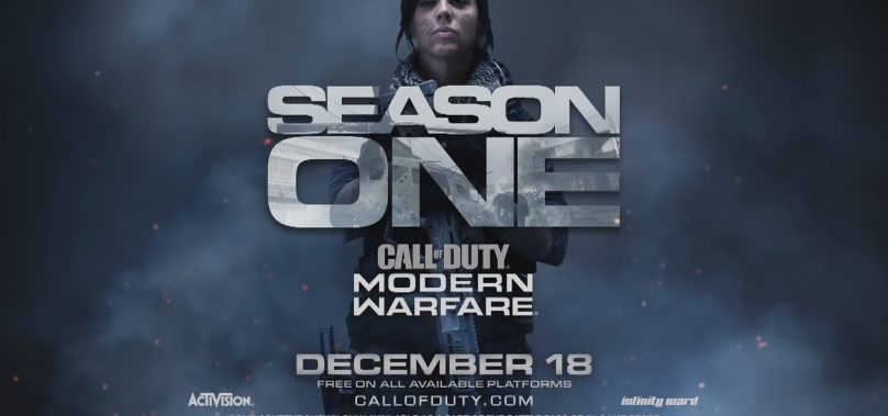 SEASON 1 UPDATE: Shipment and Vacant return to Modern Warfare, with new game modes.