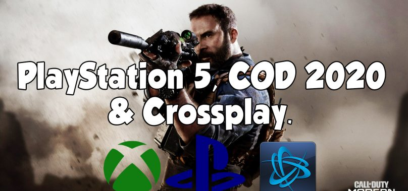 Playstation 5, Call of Duty 2020 & Crossplay