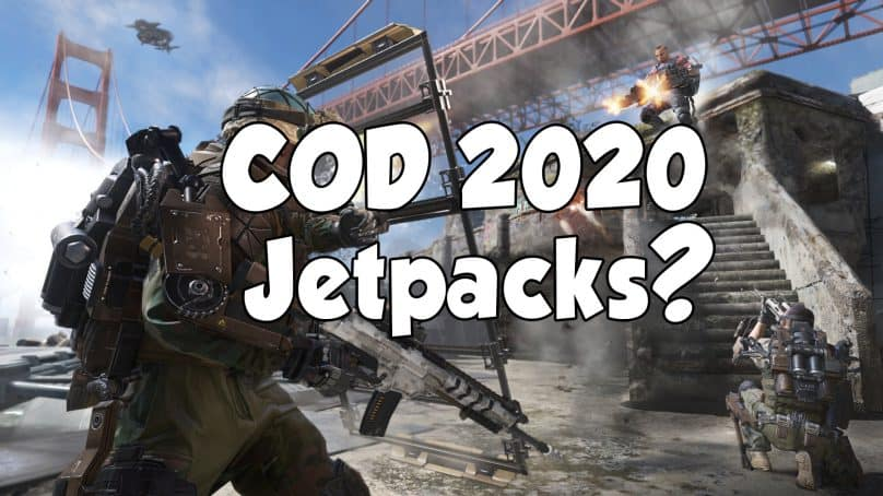 Will we see Jetpacks in Call of Duty 2020?