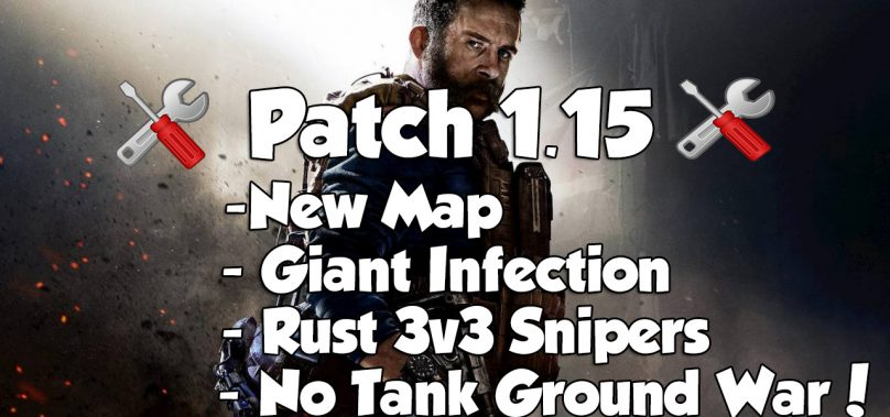 Modern Warfare Patch 1.15 Notes – February 25th, 2020