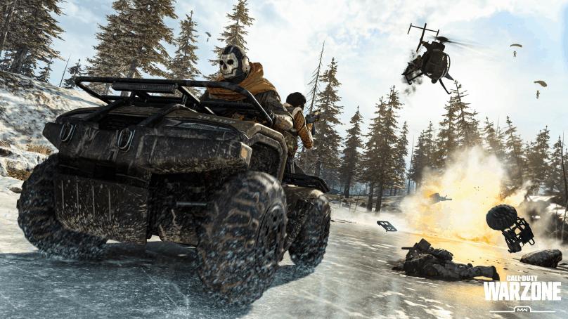 Huge Mid-Season Update Dropping in Modern Warfare!