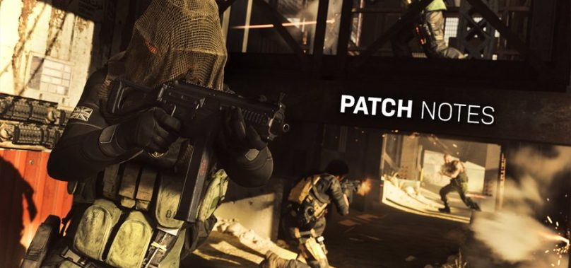 Season 3 Patch Notes Now LIVE For Modern Warfare
