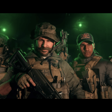 Modern Warfare Season Four Trailer