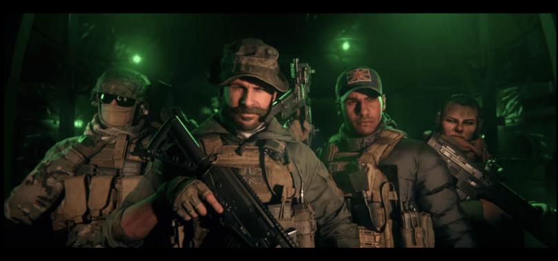 Modern Warfare Season Four Trailer