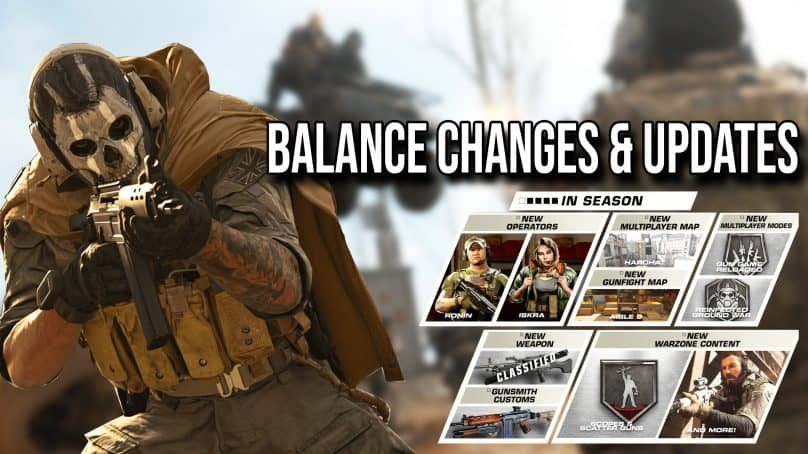 All Current and Upcoming Modern Warfare Changes (Season 3)