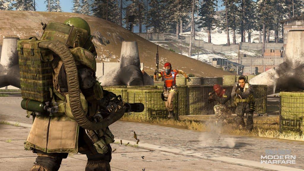 Warzone Juggernaut BR Mode
