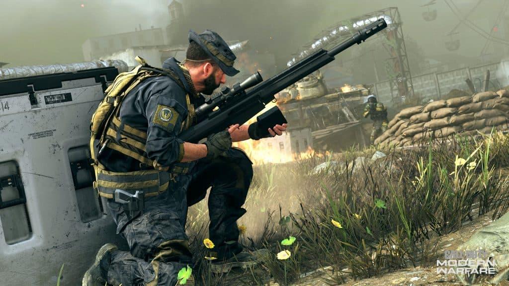 Modern Warfare Playlist Upodate