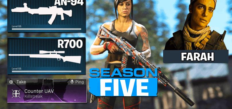 Modern Warfare Season 5 Teaser Shown On Twitch