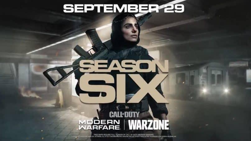 Season 6 Modern Warfare Trailer Analysis