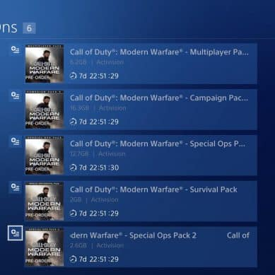 Modern Warfare Will No Longer Take Your Hard-Drive Hostage
