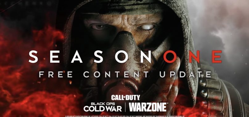 Cold War Season One Update LIVE