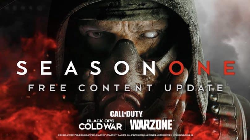 Cold War Season One Update LIVE